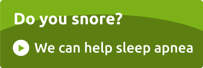 button for snore at double resolution